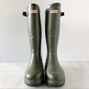Hunter Balmoral Tall Rain Boots